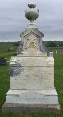 ALBERTUS, MARIA - Shelby County, Iowa | MARIA ALBERTUS