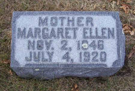 ALLISON, MARGARET ELLEN (MOTHER) - Shelby County, Iowa | MARGARET ELLEN (MOTHER) ALLISON