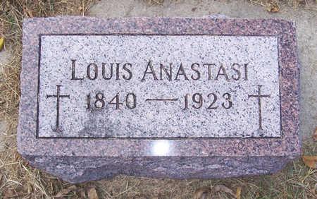 ANASTASI, LOUIS - Shelby County, Iowa | LOUIS ANASTASI