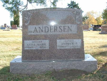 ANDERSEN, ANNA MARIE