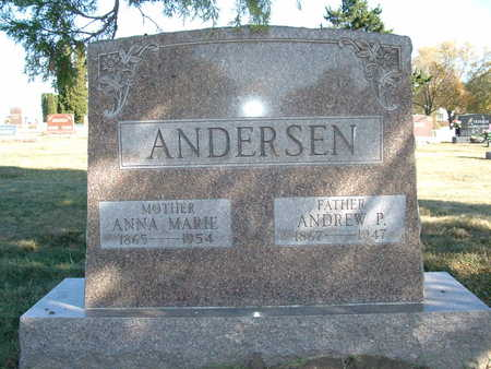 ANDERSEN, ANNA MARIE - Shelby County, Iowa | ANNA MARIE ANDERSEN