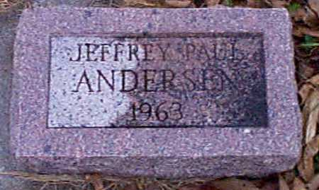 ANDERSEN, JEFFREY PAUL - Shelby County, Iowa | JEFFREY PAUL ANDERSEN