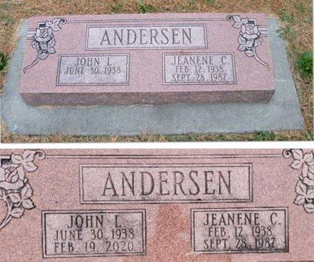 ANDERSEN, JOHN L - Shelby County, Iowa | JOHN L ANDERSEN