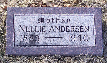 ANDERSEN, NELLIE (MOTHER) - Shelby County, Iowa | NELLIE (MOTHER) ANDERSEN