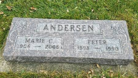 ANDERSEN, PETER - Shelby County, Iowa | PETER ANDERSEN