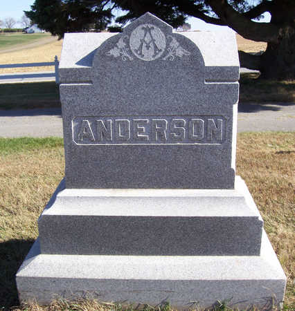 ANDERSON, (LOT) - Shelby County, Iowa | (LOT) ANDERSON