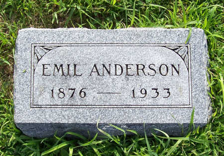 ANDERSON, EMIL - Shelby County, Iowa | EMIL ANDERSON