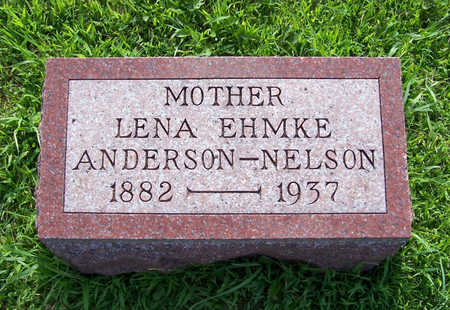 EHMKE ANDERSON, LENA (MOTHER) - Shelby County, Iowa | LENA (MOTHER) EHMKE ANDERSON