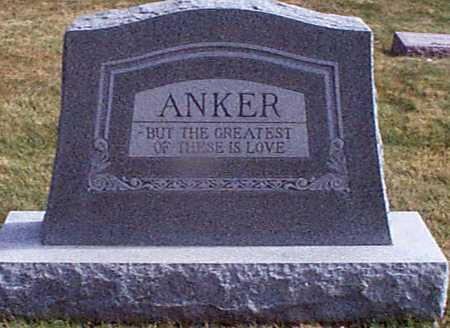 ANKER, CHRISTIAN - Shelby County, Iowa | CHRISTIAN ANKER