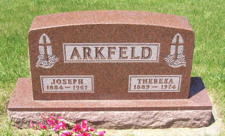 ARKFELD, THERESA - Shelby County, Iowa | THERESA ARKFELD