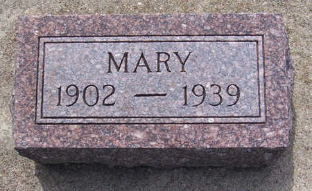 ARKFELD, MARY - Shelby County, Iowa   MARY ARKFELD