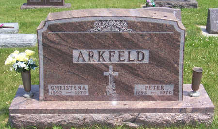 ARKFELD, PETER - Shelby County, Iowa | PETER ARKFELD