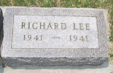 ARKFELD, RICHARD LEE - Shelby County, Iowa | RICHARD LEE ARKFELD