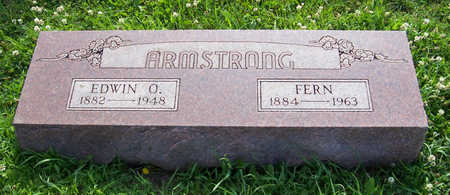 ARMSTRONG, FERN - Shelby County, Iowa | FERN ARMSTRONG