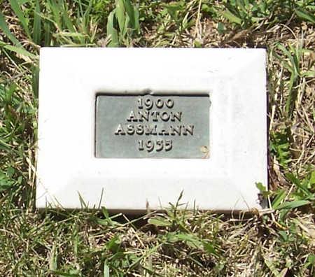 ASSMANN, ANTON - Shelby County, Iowa | ANTON ASSMANN