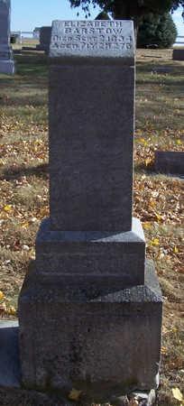 BARSTOW, ELIZABETH - Shelby County, Iowa | ELIZABETH BARSTOW