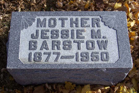 BARSTOW, JESSIE M. (MOTHER) - Shelby County, Iowa | JESSIE M. (MOTHER) BARSTOW