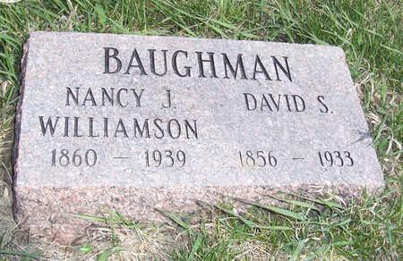 WILLIAMSON BAUGHMAN, NANCY J. - Shelby County, Iowa | NANCY J. WILLIAMSON BAUGHMAN