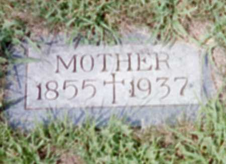 YOCHEM BAXTER, MARGARETHA - Shelby County, Iowa | MARGARETHA YOCHEM BAXTER