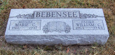BEBENSEE, MARIE C. (MOTHER) - Shelby County, Iowa | MARIE C. (MOTHER) BEBENSEE