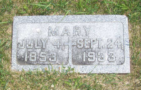 BEHRENDT, MARY - Shelby County, Iowa | MARY BEHRENDT