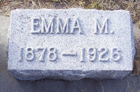 BEST, EMMA A. - Shelby County, Iowa | EMMA A. BEST