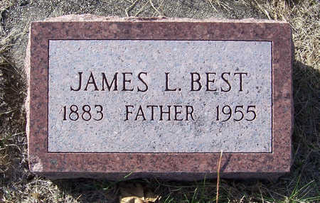 BEST, JAMES L. (FATHER) - Shelby County, Iowa | JAMES L. (FATHER) BEST