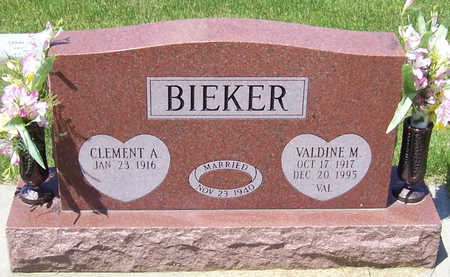 BIEKER, CLEMENT A. - Shelby County, Iowa | CLEMENT A. BIEKER