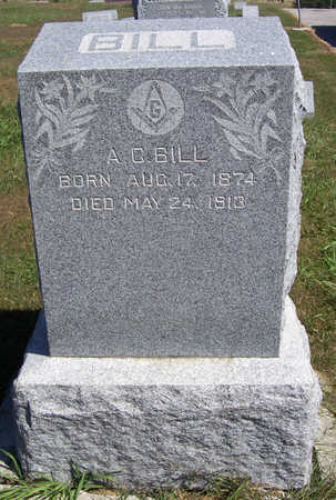 BILL, A. C. - Shelby County, Iowa | A. C. BILL