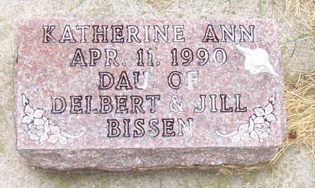 BISSEN, KATHERINE ANN - Shelby County, Iowa | KATHERINE ANN BISSEN