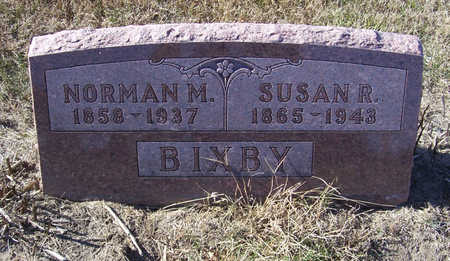 BIXBY, SUSAN R. - Shelby County, Iowa | SUSAN R. BIXBY