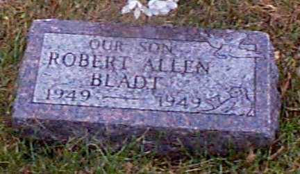BLADT, ROBERT ALLEN - Shelby County, Iowa | ROBERT ALLEN BLADT