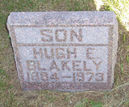 BLAKELY, HUGH E. - Shelby County, Iowa | HUGH E. BLAKELY