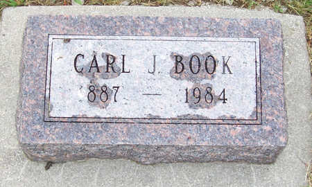 BOOK, CARL J. - Shelby County, Iowa | CARL J. BOOK