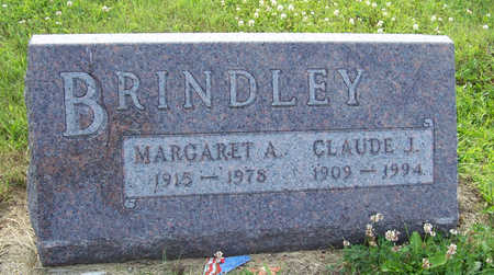 BRINDLEY, MARGARET A. - Shelby County, Iowa | MARGARET A. BRINDLEY