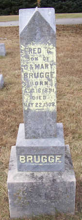 BRUGGE, FRED C. - Shelby County, Iowa | FRED C. BRUGGE