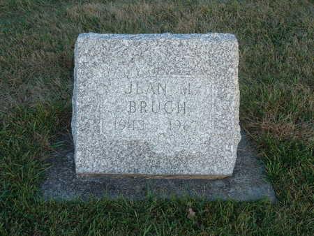 BRUGH, JEAN M - Shelby County, Iowa | JEAN M BRUGH