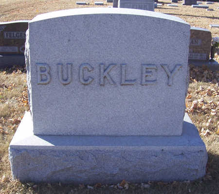 BUCKLEY, (LOT) - Shelby County, Iowa | (LOT) BUCKLEY