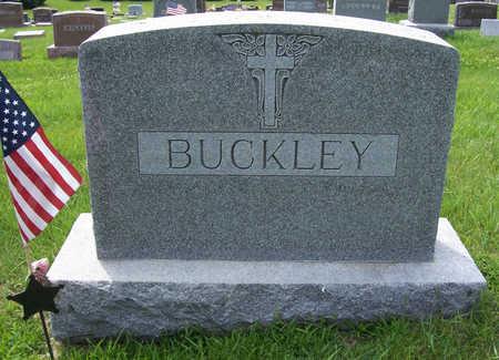 BUCKLEY, DANIEL & ANNA (LOT) - Shelby County, Iowa | DANIEL & ANNA (LOT) BUCKLEY