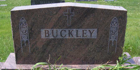 BUCKLEY, EUGENE & ANNA E. (LOT) - Shelby County, Iowa | EUGENE & ANNA E. (LOT) BUCKLEY