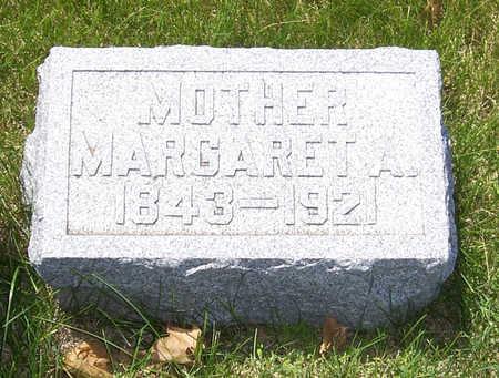 CHESNUT BUCKLEY, MARGARET A. - Shelby County, Iowa | MARGARET A. CHESNUT BUCKLEY