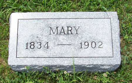 SULLIVAN BUCKLEY, MARY - Shelby County, Iowa | MARY SULLIVAN BUCKLEY