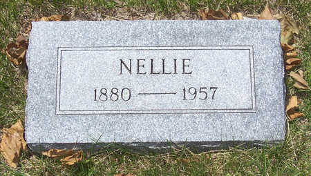 BUCKLEY, NELLIE - Shelby County, Iowa | NELLIE BUCKLEY