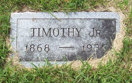 BUCKLEY, TIMOTHY, JR. - Shelby County, Iowa | TIMOTHY, JR. BUCKLEY