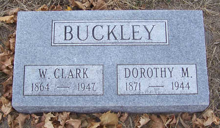 BUCKLEY, W. CLARK - Shelby County, Iowa | W. CLARK BUCKLEY