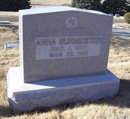 BURMEISTER, ANNA - Shelby County, Iowa | ANNA BURMEISTER