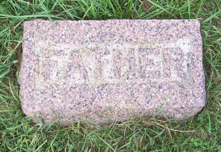 BYERS, R. M. (FATHER) - Shelby County, Iowa | R. M. (FATHER) BYERS