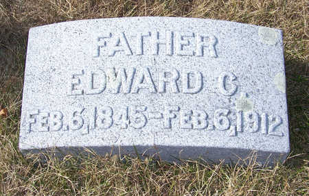 CAMPBELL, EDWARD C. (FATHER) - Shelby County, Iowa | EDWARD C. (FATHER) CAMPBELL