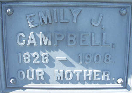 CAMPBELL, EMILY J. (CLOSE-UP) - Shelby County, Iowa | EMILY J. (CLOSE-UP) CAMPBELL
