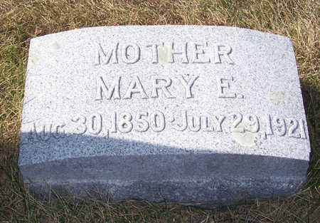 CAMPBELL, MARY E. (MOTHER) - Shelby County, Iowa | MARY E. (MOTHER) CAMPBELL